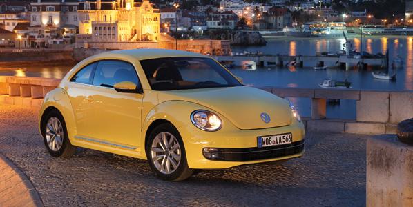 VW Beetle 1.4 TSI 160 CV, ahora con DSG
