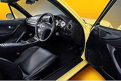Mazda Salón Tokio 2003