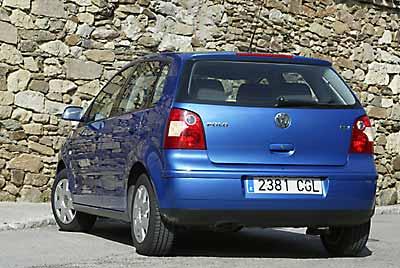 Volkswagen Polo FSI