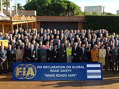 Declaración sobre la Seguridad Vial Mundial