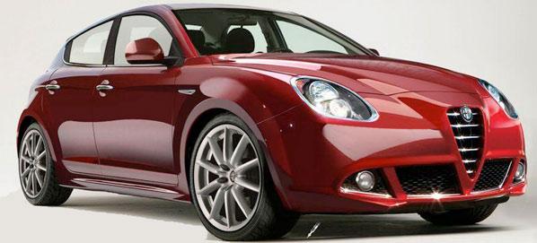 Nuevas imágenes del sustituto del Alfa 147