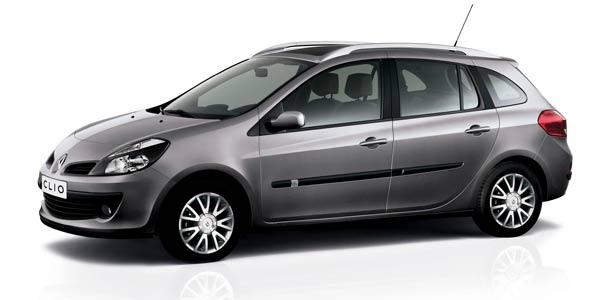 Renault Clio Grand Tour Exception