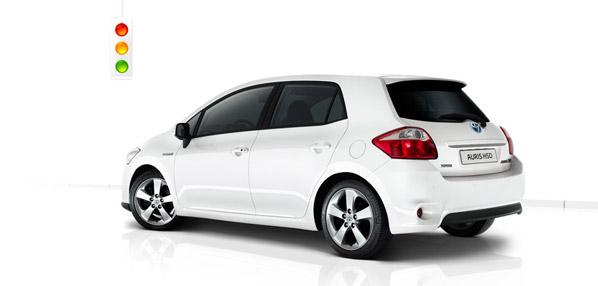 Nuevo Toyota Auris Híbrido HSD
