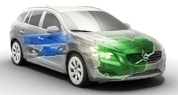 Volvo V60 híbrido enchufable