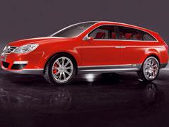 Volkswagen presenta el concept Neeza, su primer diseño chino