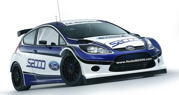 Ford presenta el Fiesta S2000