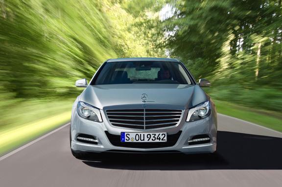 Mercedes Clase S seguridad Intelligent Drive