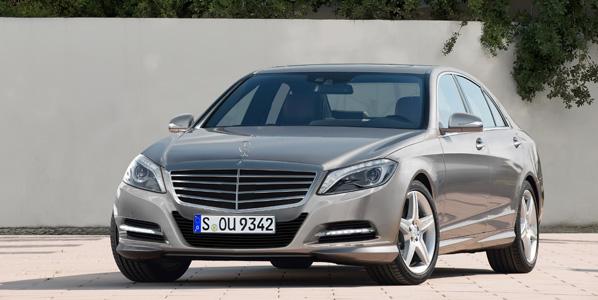 Así será la seguridad de los futuros Mercedes