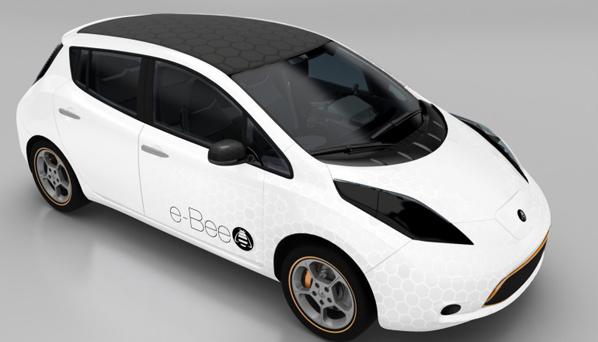 Visteon e-Bee concept, una mirada a la movilidad en el 2020