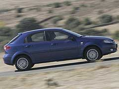 Chevrolet Lacetti 1.6 CDX