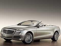 Mercedes: Concept Ocean Drive