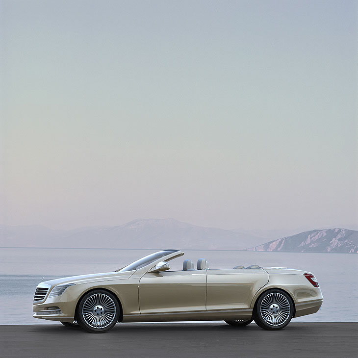 Mercedes Concept Ocean Drive