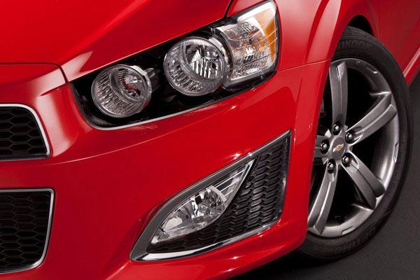 El Chevrolet Sonic RS hará su aparición en Detroit