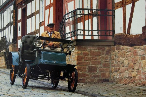 Opel celebra en 2012 su 150 Aniversario