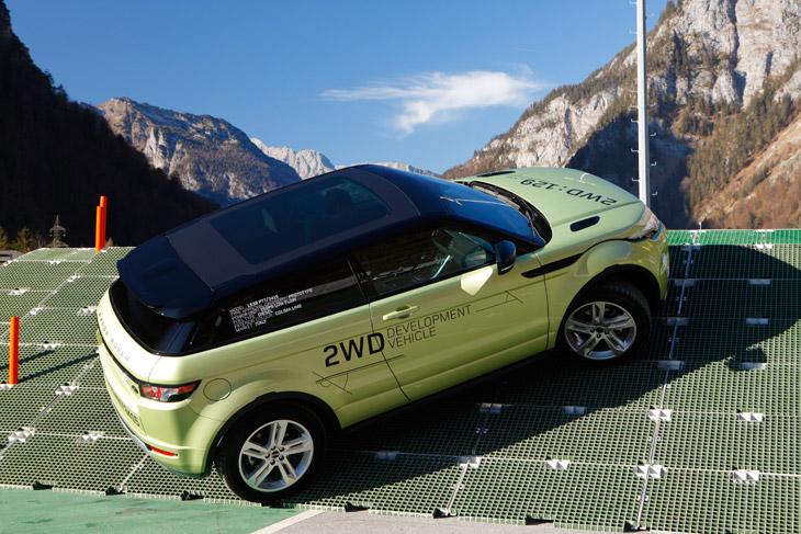 Range Rover Evoque eD4 2WD