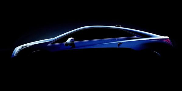 Cadillac ELR, coupé eléctrico de autonomía extendida