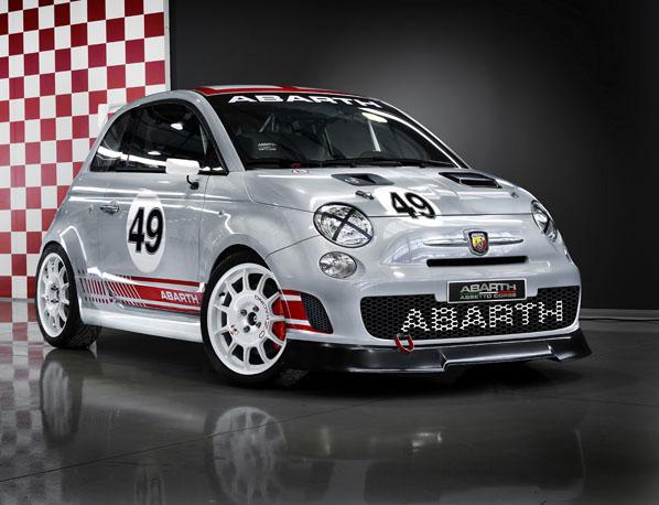 Abarth ya es la quinta marca de Fiat