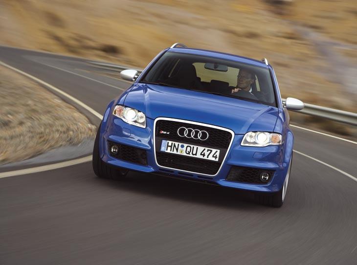 Audi RS4 Avant y Cabrio