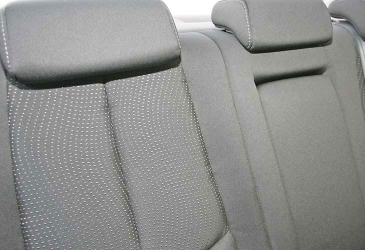 Mazda6: interiores