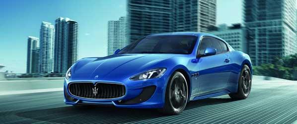 Maserati: tres nuevos modelos para 2015