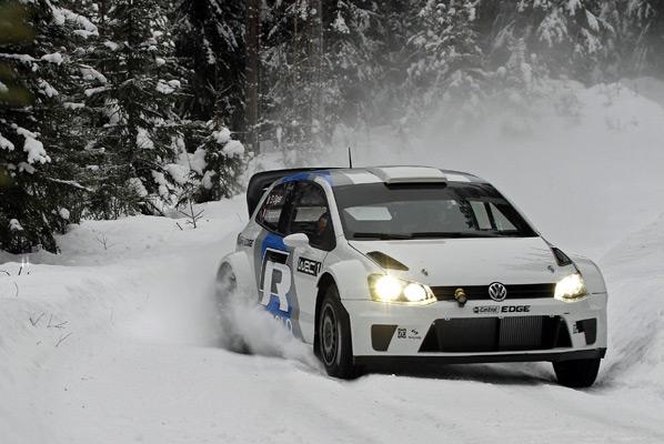 WRC: El Polo WRC, de pruebas en Noruega