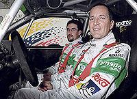 El Rally Mediterráneo verá el debut de Puras con Renault