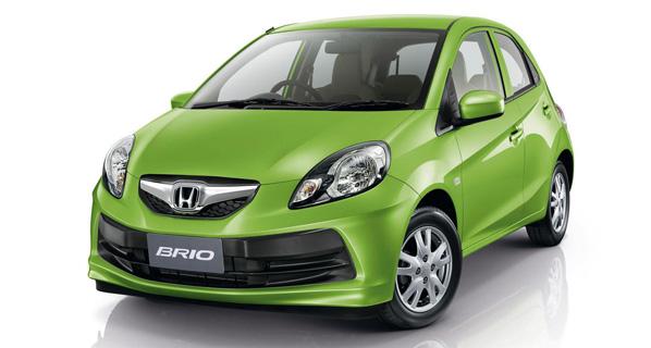 Honda desvela el nuevo Brio
