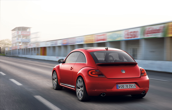 Volkswagen Beetle 1.4 TSi y 1.6 TDi