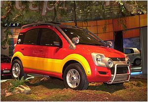 Fiat en el Salón de Barcelona