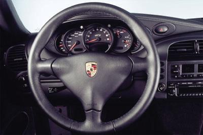 Novedades Porsche en el Salón de Barcelona 2003
