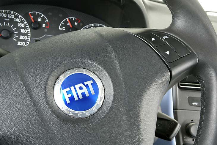 Fiat Grande Punto Detalles