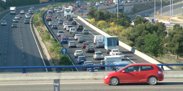 El fin de semana con más tráfico del año