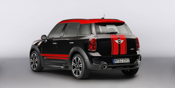 Mini Countryman JCW, disponible a partir de julio