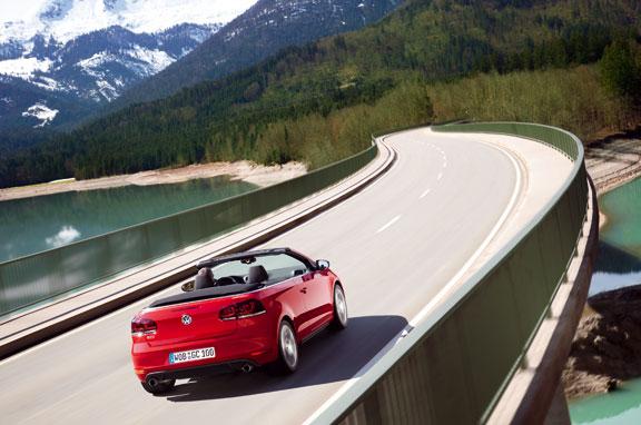 VW Golf GTI Cabriolet, lo probamos