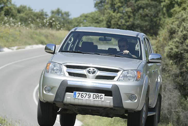 Toyota Hilux D4-D