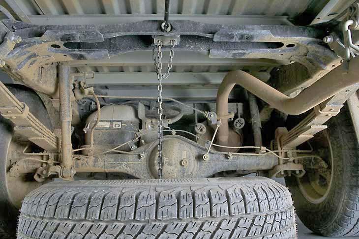Toyota Hilux detalles