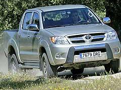 Toyota Hilux 2.5 D4D