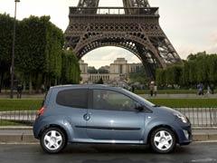 El nuevo Renault Twingo conquista París