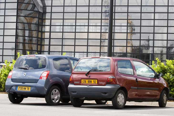 Renault Twingo ab2