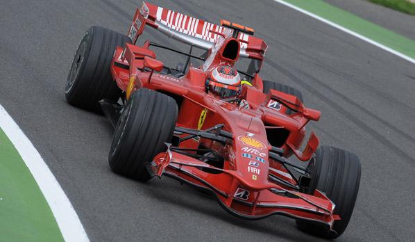 GP de Francia de F1. Entrenamientos
