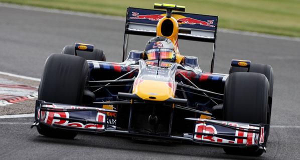 F1: Vettel gana en Silverstone