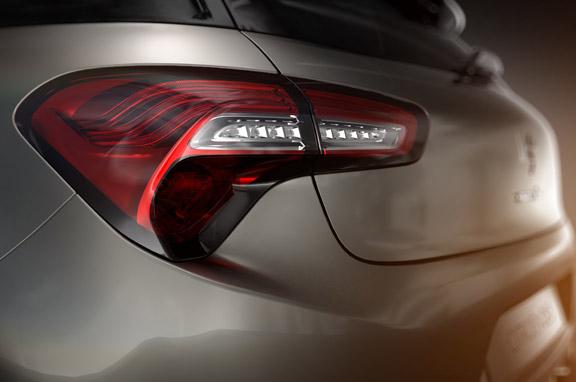Nuevo Citroën DS5, al detalle