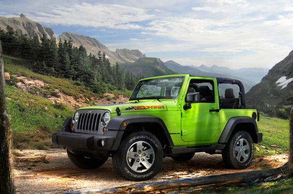 Ediciones especiales Jeep