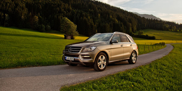 Mercedes Clase ML 500 4Matic BlueEFFICIENCY
