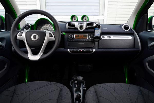Smart ForTwo Electric Drive el contacto