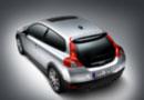 Imagen dinámica para el nuevo C30, el más pequeño de la gama Volvo