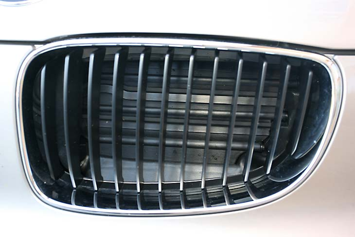 BMW 125i Cabrio detalles exterior
