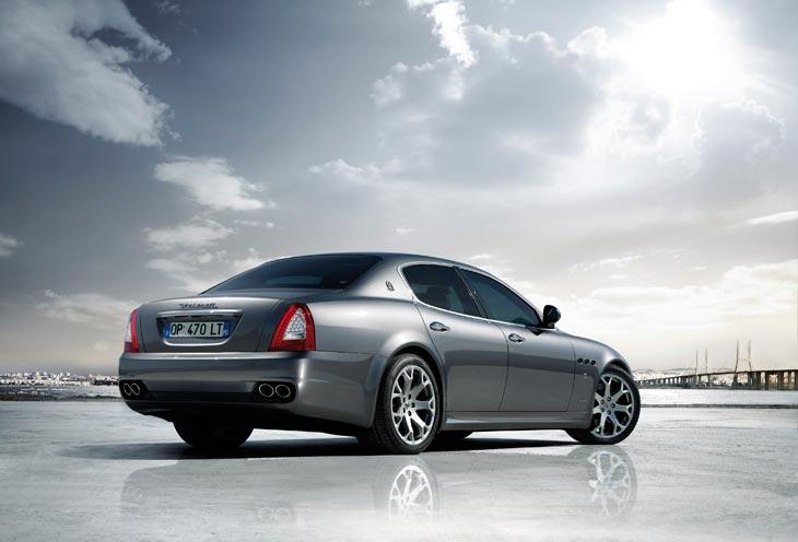 Maserati Quattroporte, primeras impresiones