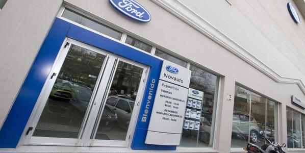 Ford piensa acabar con Mercury