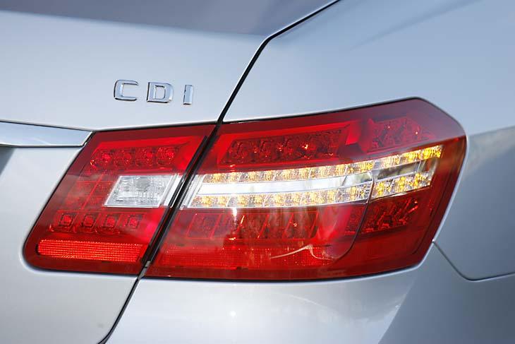 BMW 525D vs. Mercedes E 520cdi, al detalle